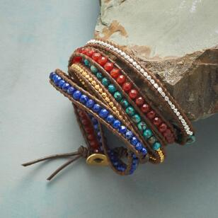 MERCURIAL PATH 5 WRAP BRACELET