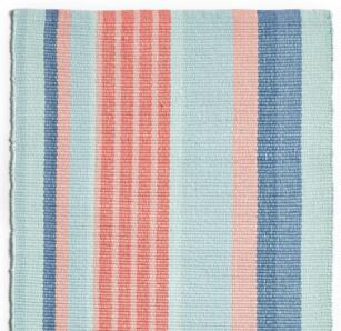 SEASIDE STRIPE RUG, LARGE
