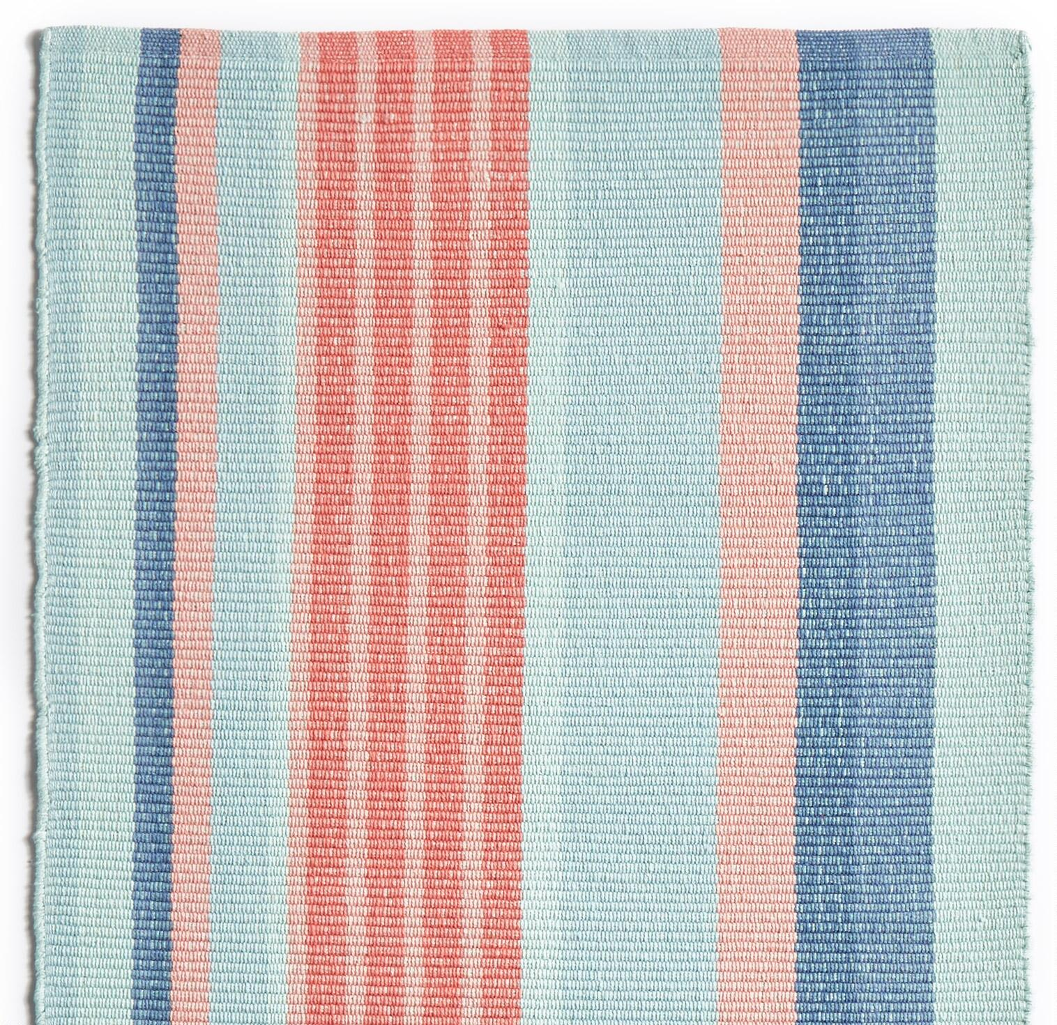 SEASIDE STRIPE RUG, LARGE: View 1