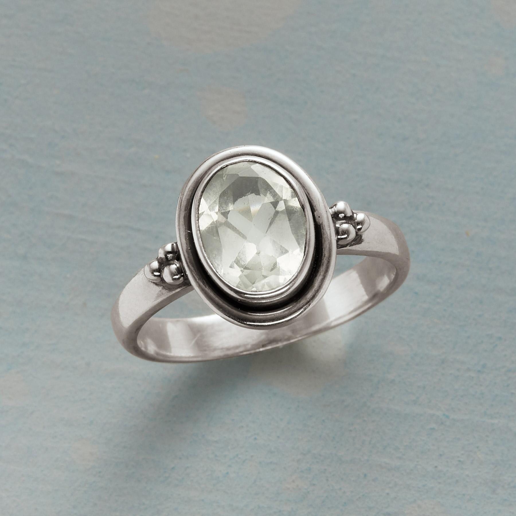 FOREST FERNS RING: View 1