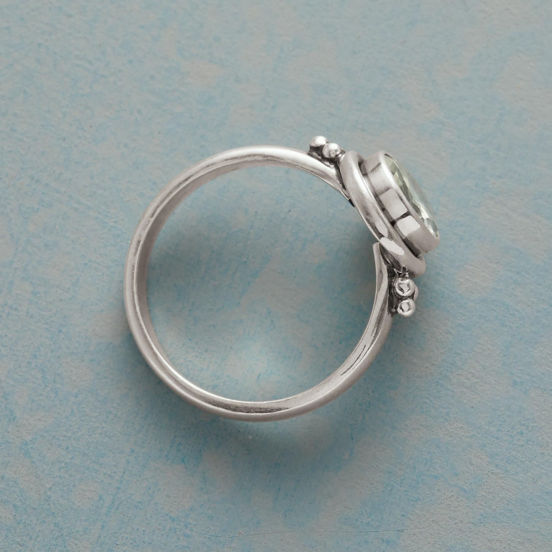 FOREST FERNS RING: View 2
