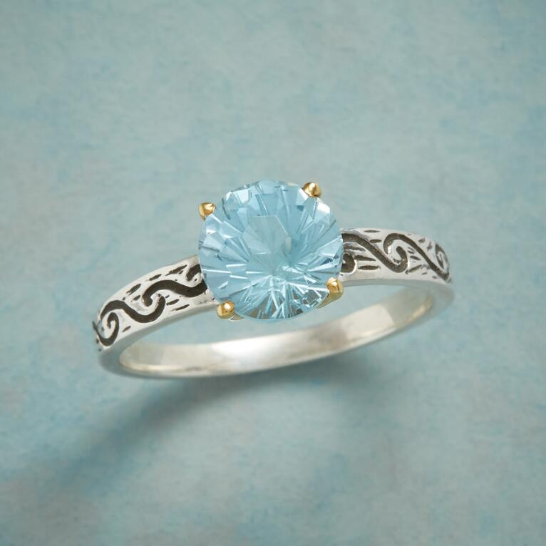 FOREVER FACETS RING