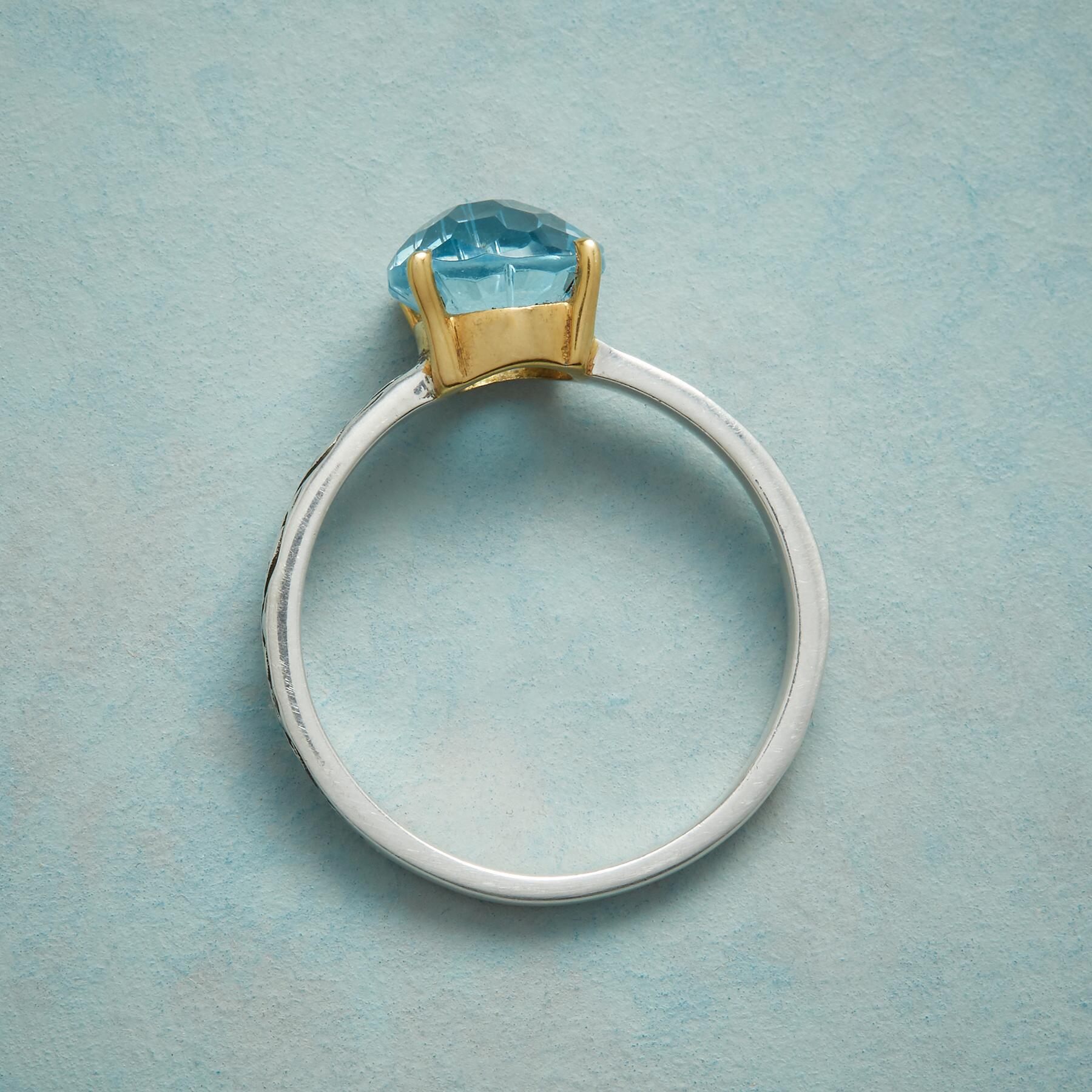 FOREVER FACETS RING: View 2