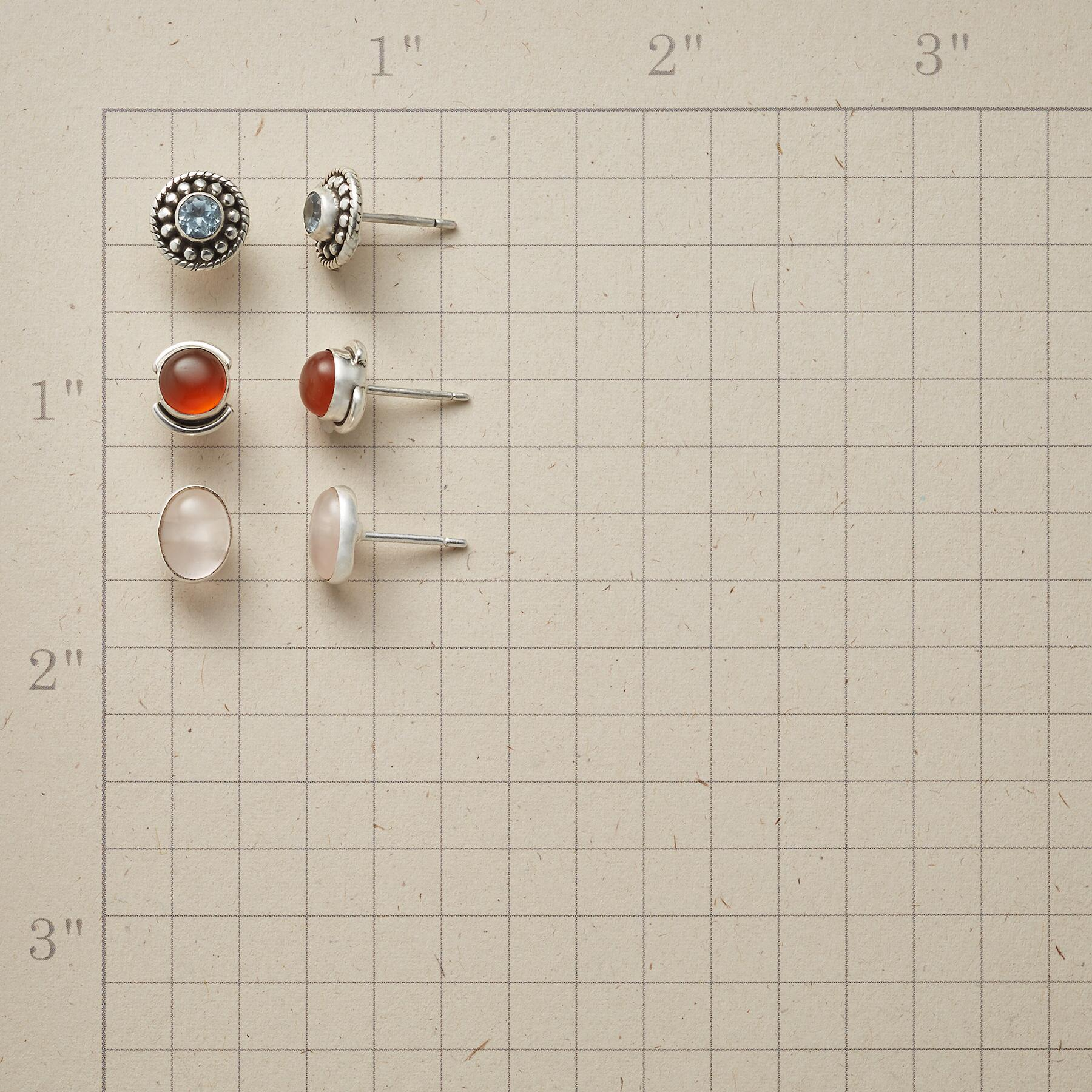 POSSIBILITIES EARRING TRIO: View 2