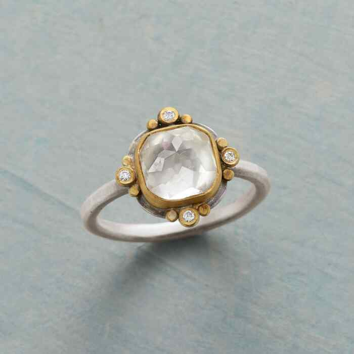 PURE PROMISE RING