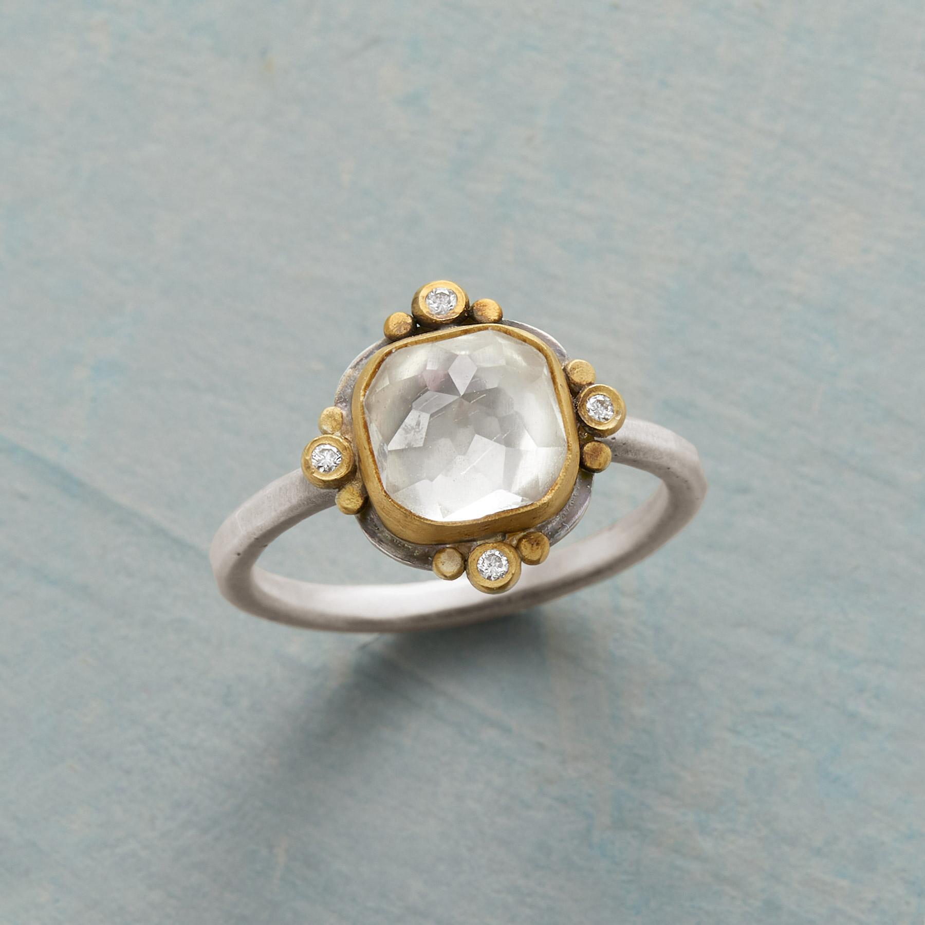 PURE PROMISE RING: View 1