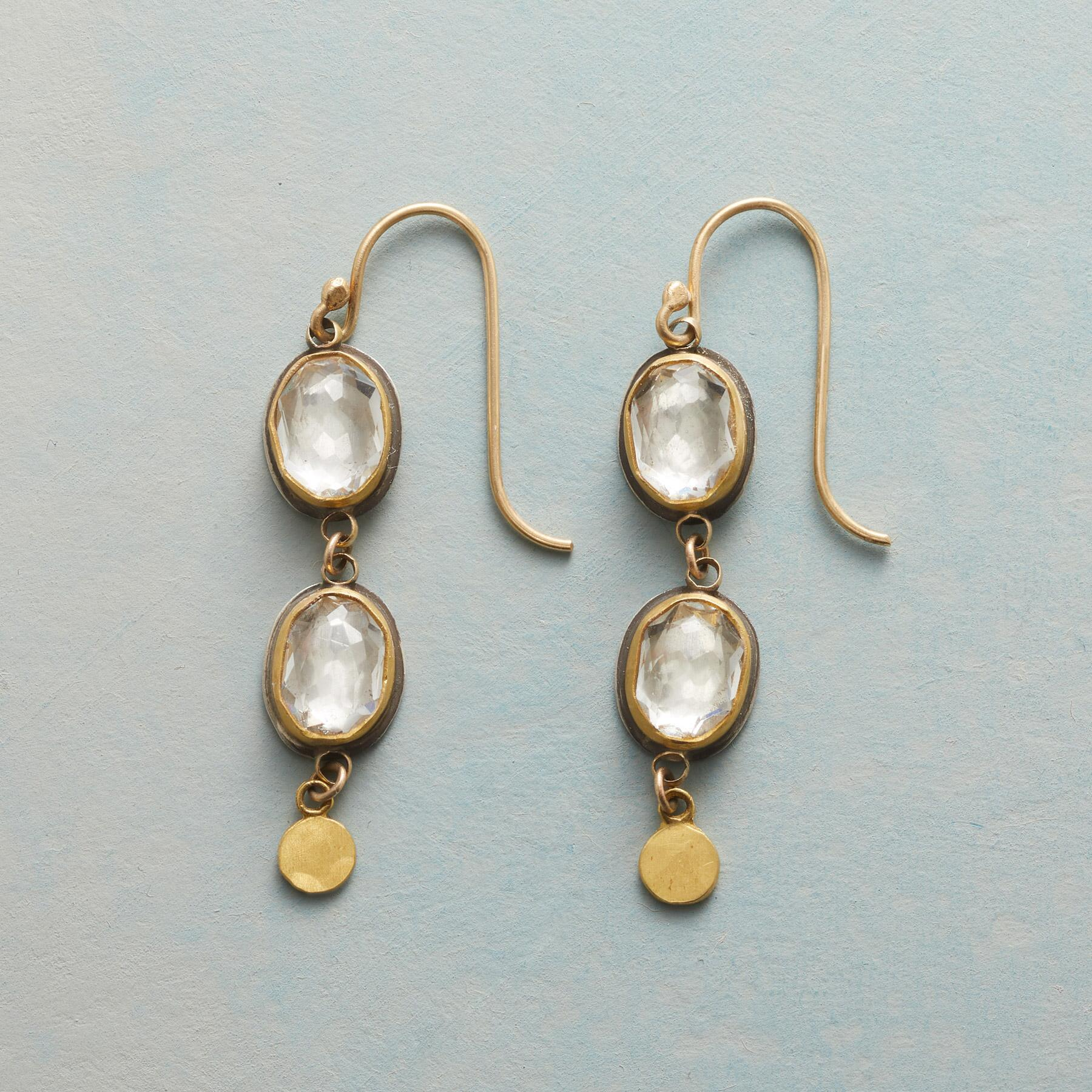 PURE PROMISE EARRINGS: View 1