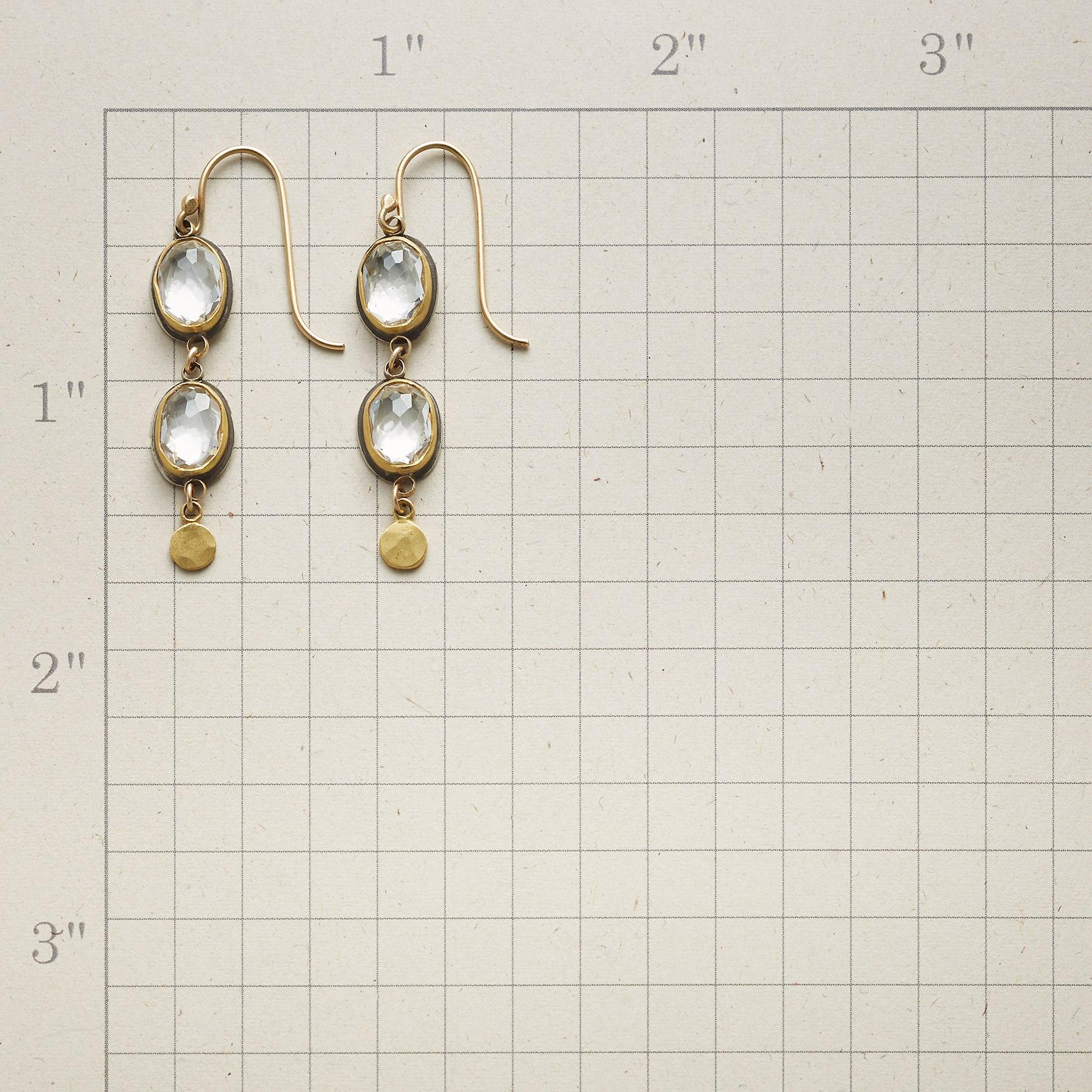 PURE PROMISE EARRINGS: View 2
