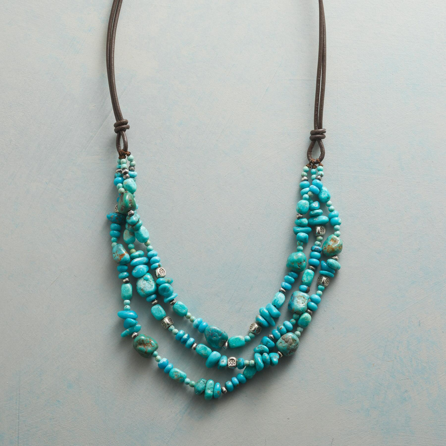 RAW & REFINED NECKLACE: View 1