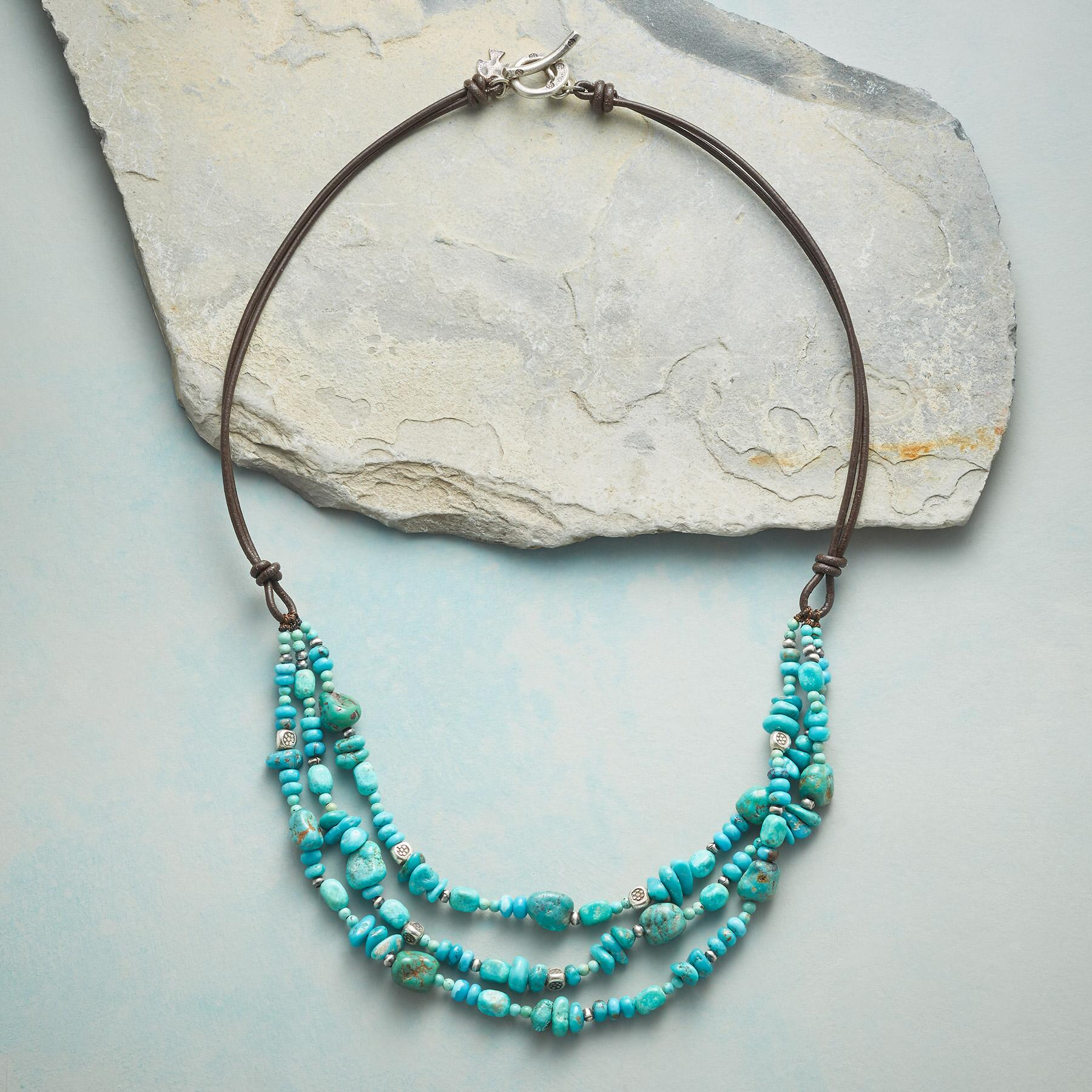 RAW & REFINED NECKLACE: View 2