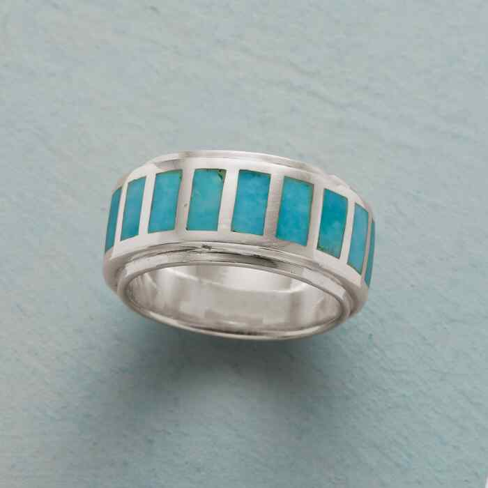 SKYLIGHTS TURQUOISE RING