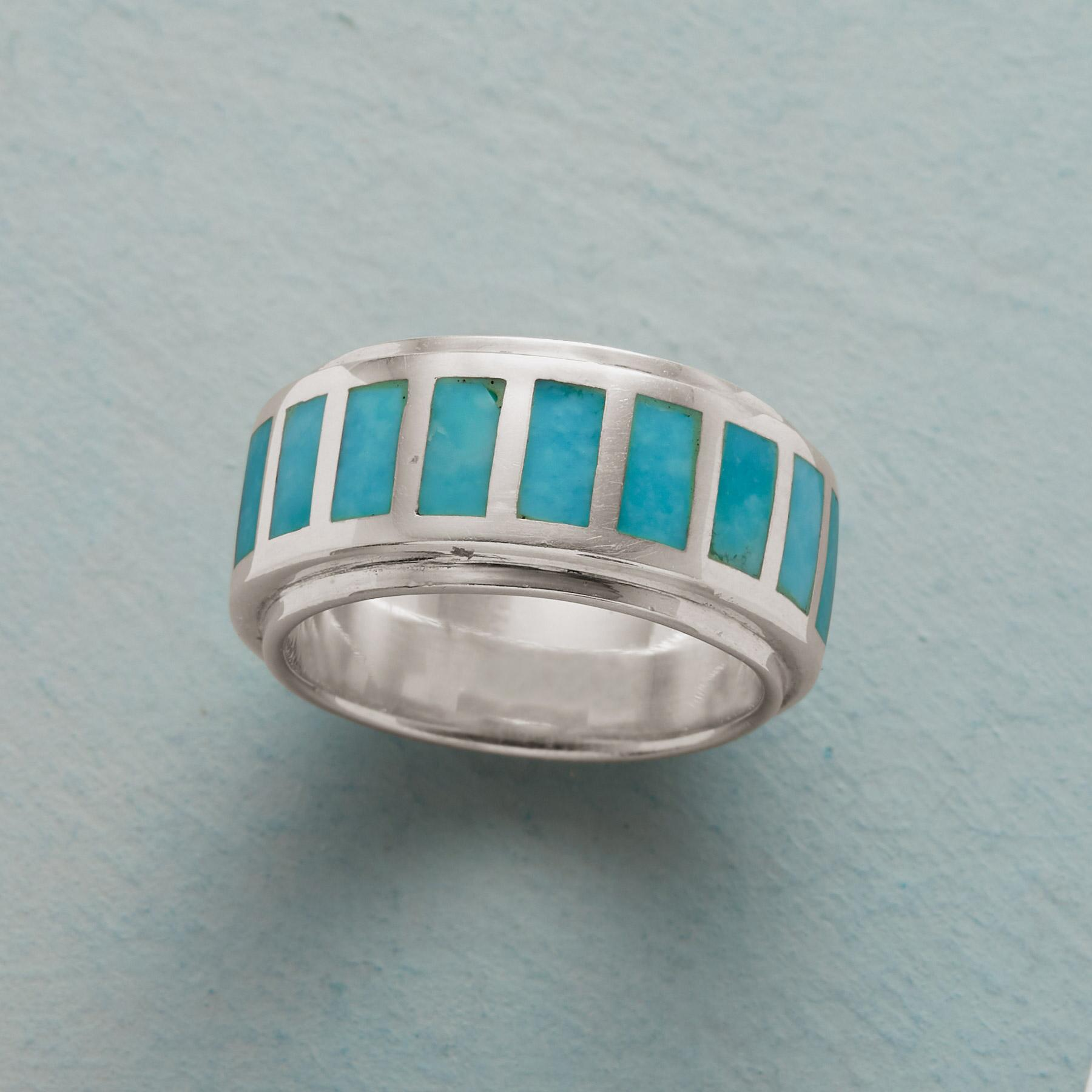 SKYLIGHTS TURQUOISE RING: View 1