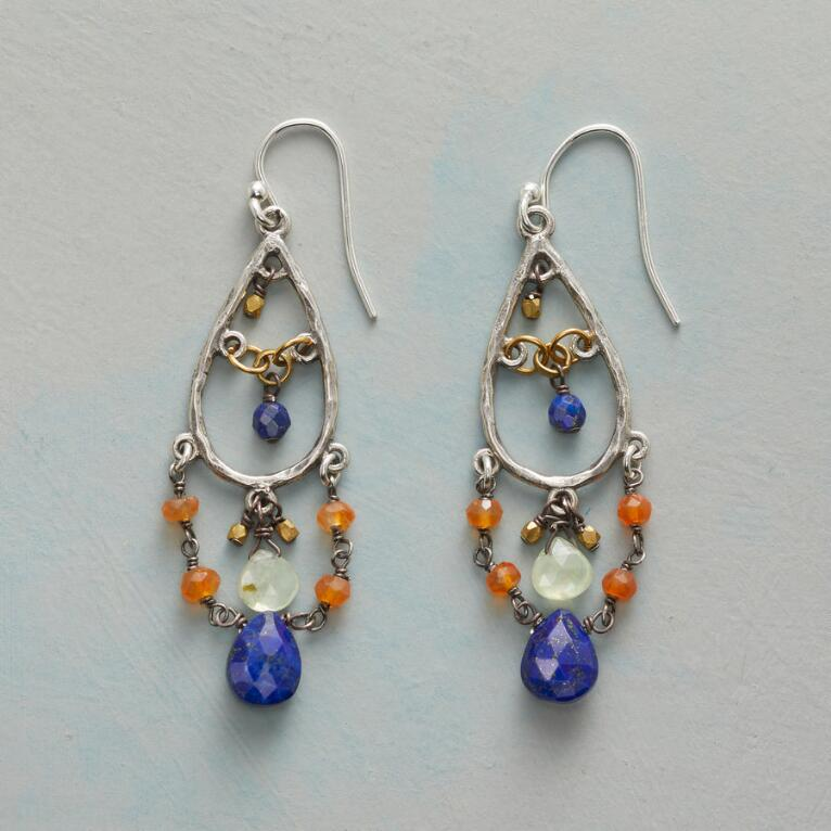 CASCADE OF ODES EARRINGS