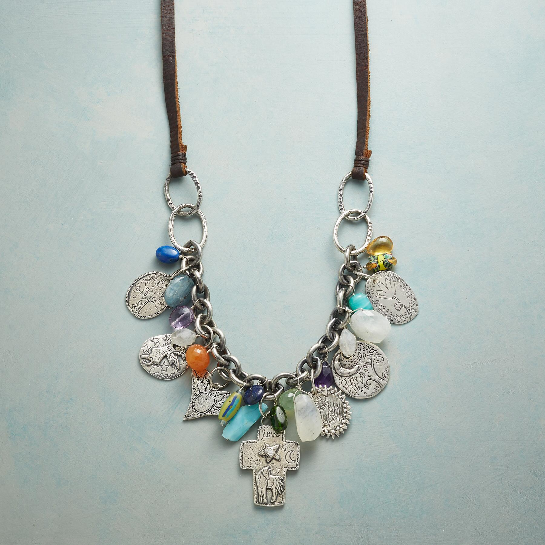 ABUNDANCE NECKLACE: View 1