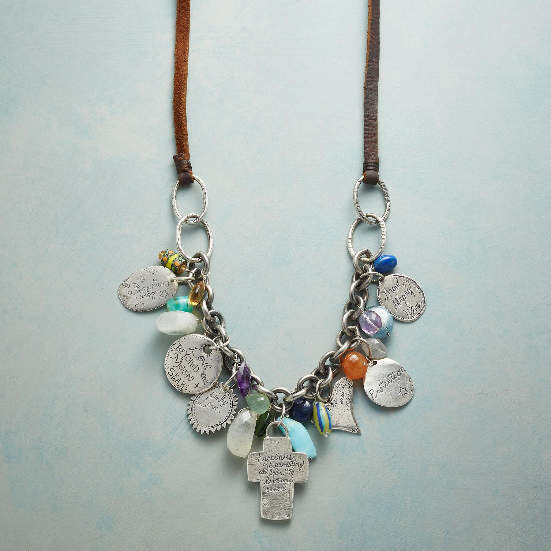 ABUNDANCE NECKLACE: View 2
