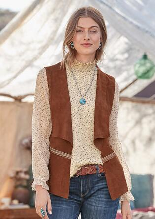 TRADITIONS TOLD VEST