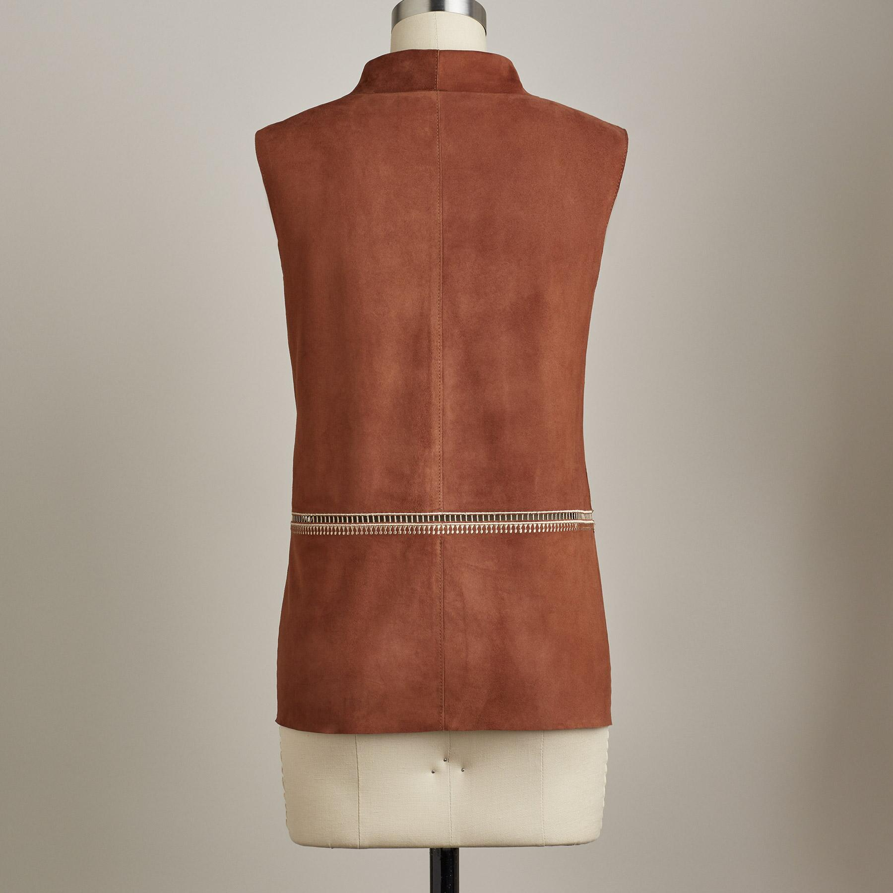 TRADITIONS TOLD VEST: View 2