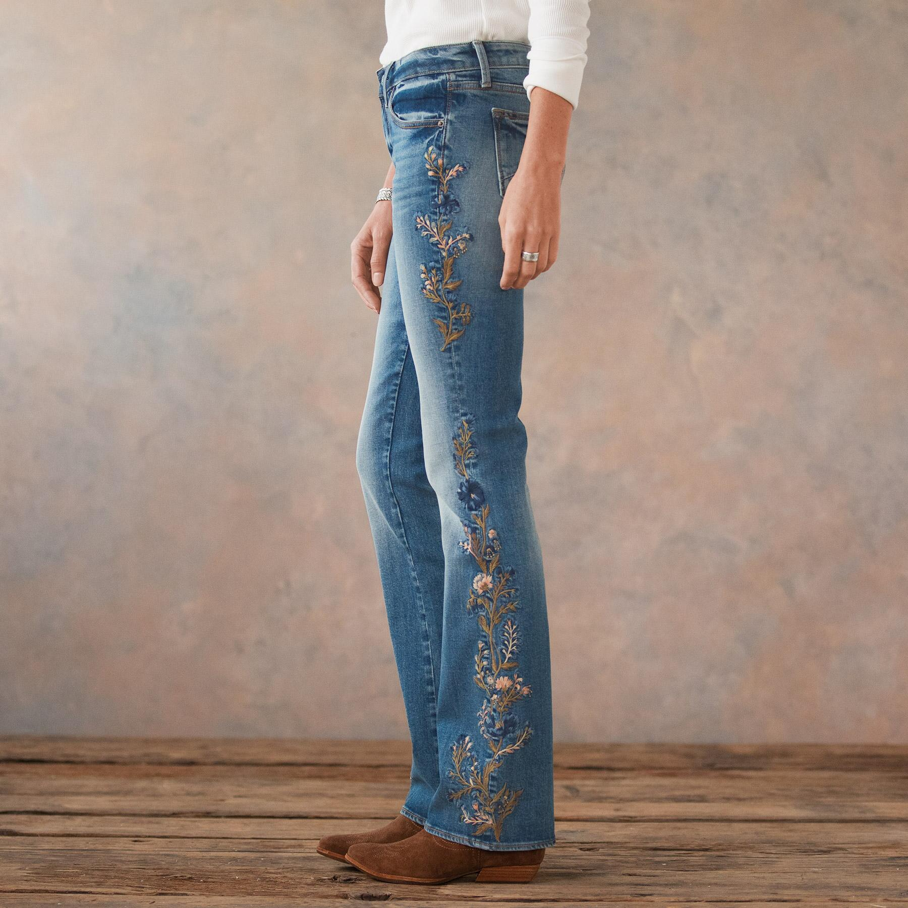 KELLY HIGHLAND JEANS: View 6