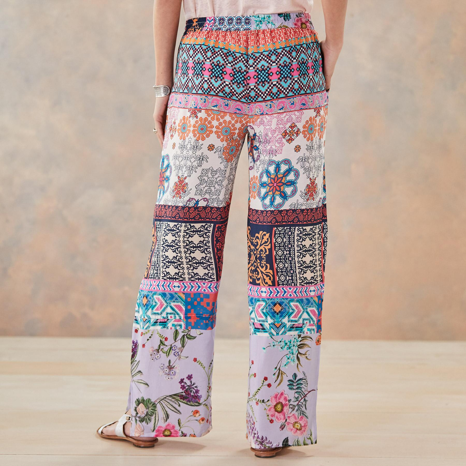 PALACE OF THE SUN PANTS: View 2