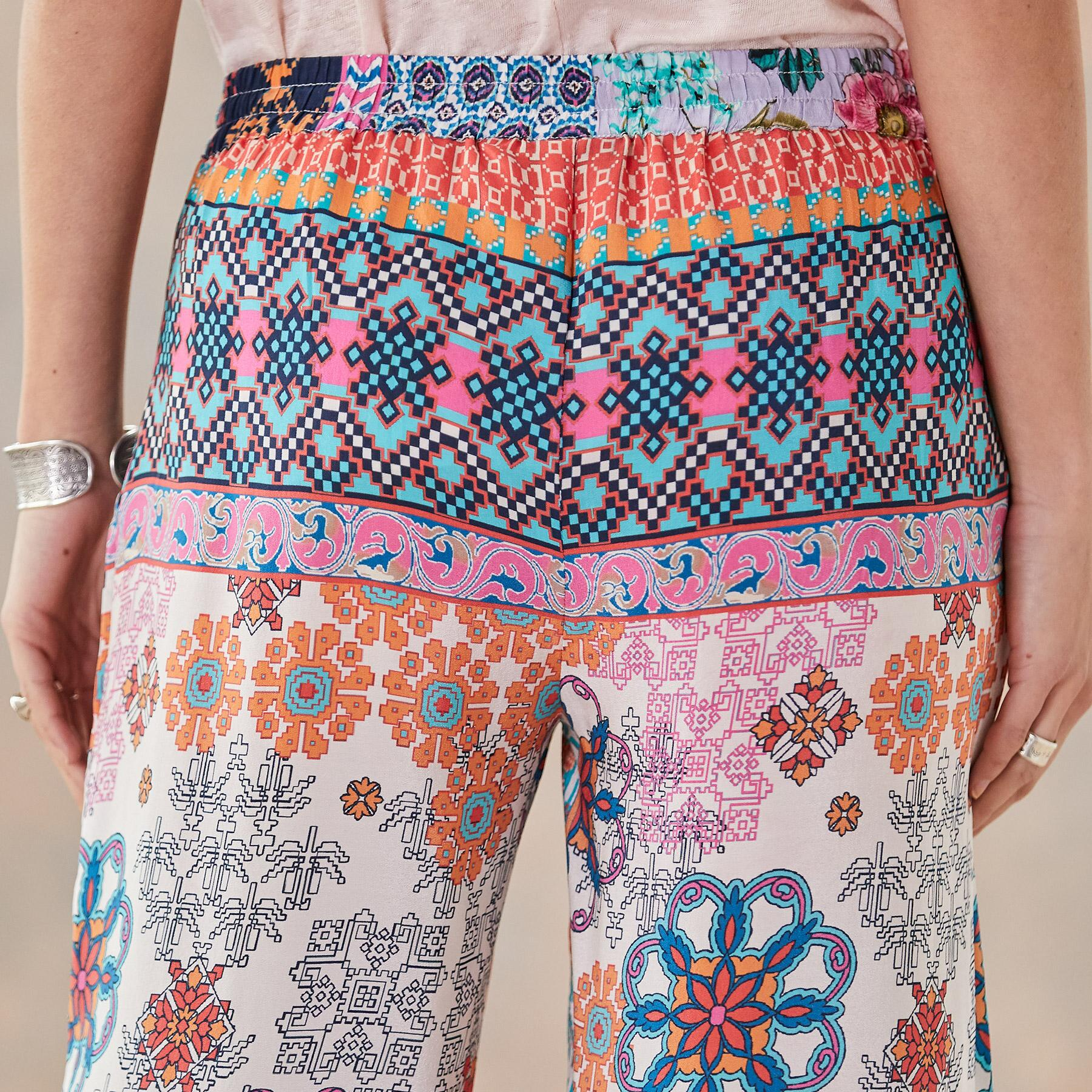 PALACE OF THE SUN PANTS: View 3