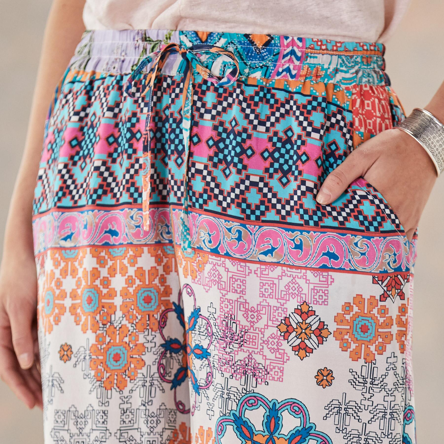 PALACE OF THE SUN PANTS: View 4