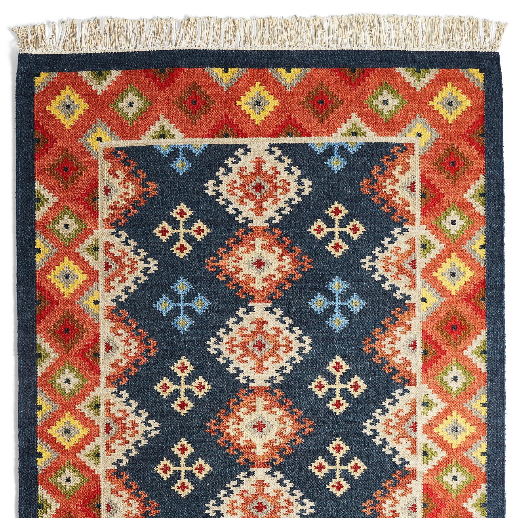 CASCADE SPRINGS KILIM RUG, LARGE: View 1