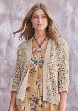 OLIVIA GO-TO CARDIGAN