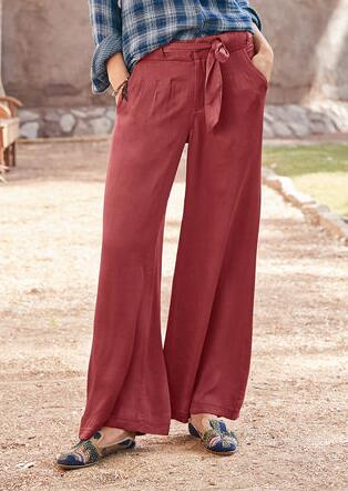 DRESSED UP COOL PANTS - PETITES