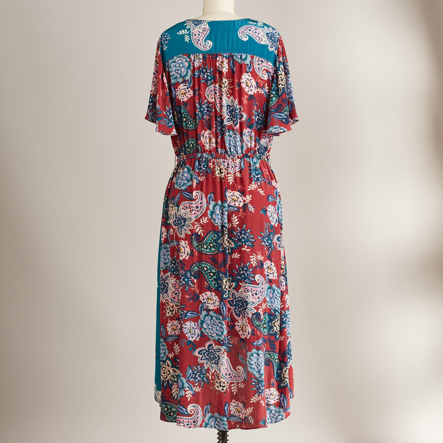 PAISLEY DREAMS DRESS PETITE: View 2