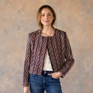 CHIC & CASUAL JACKET