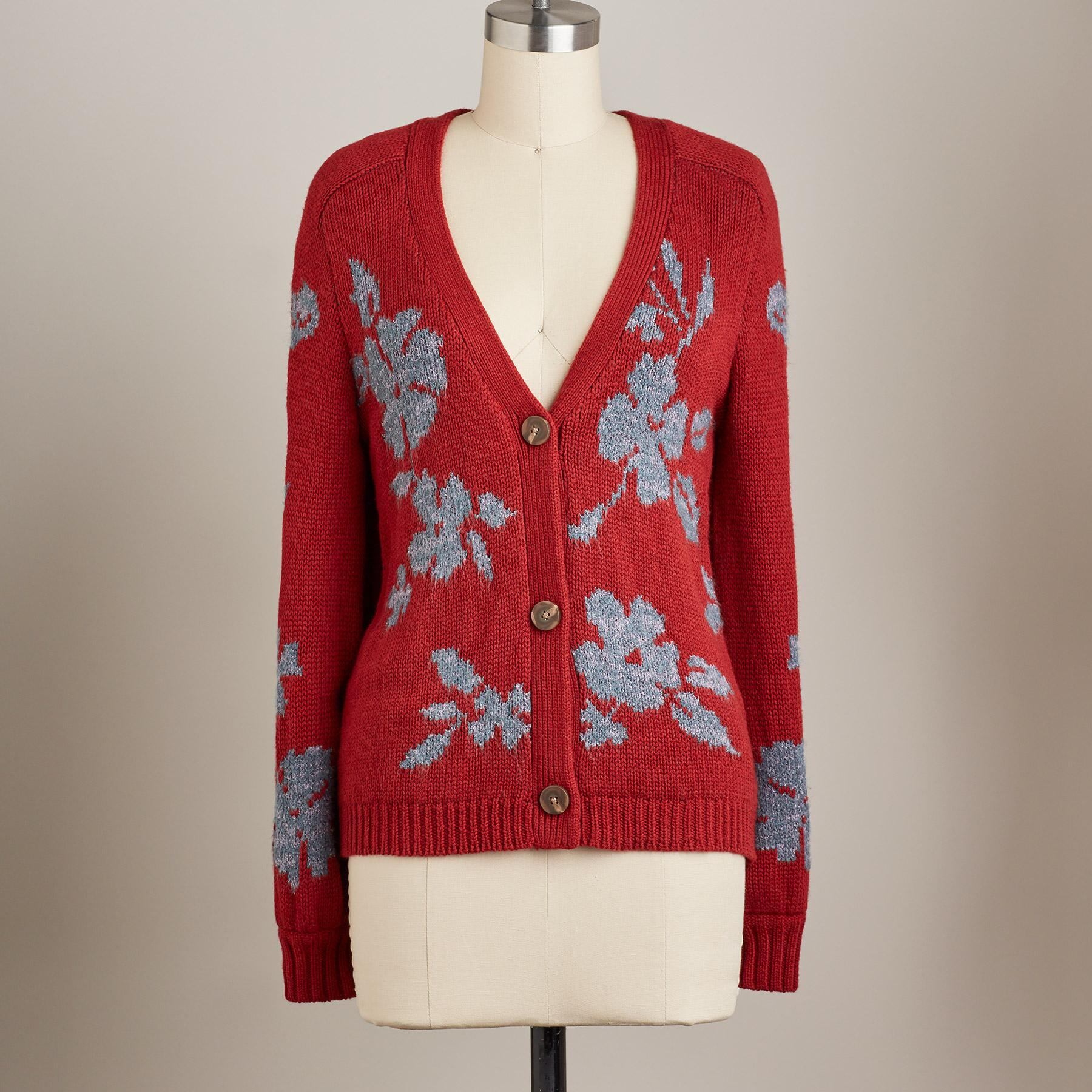 WILDFLOWER BEAUTY CARDIGAN: View 3