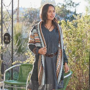 THE MUSE CARDIGAN