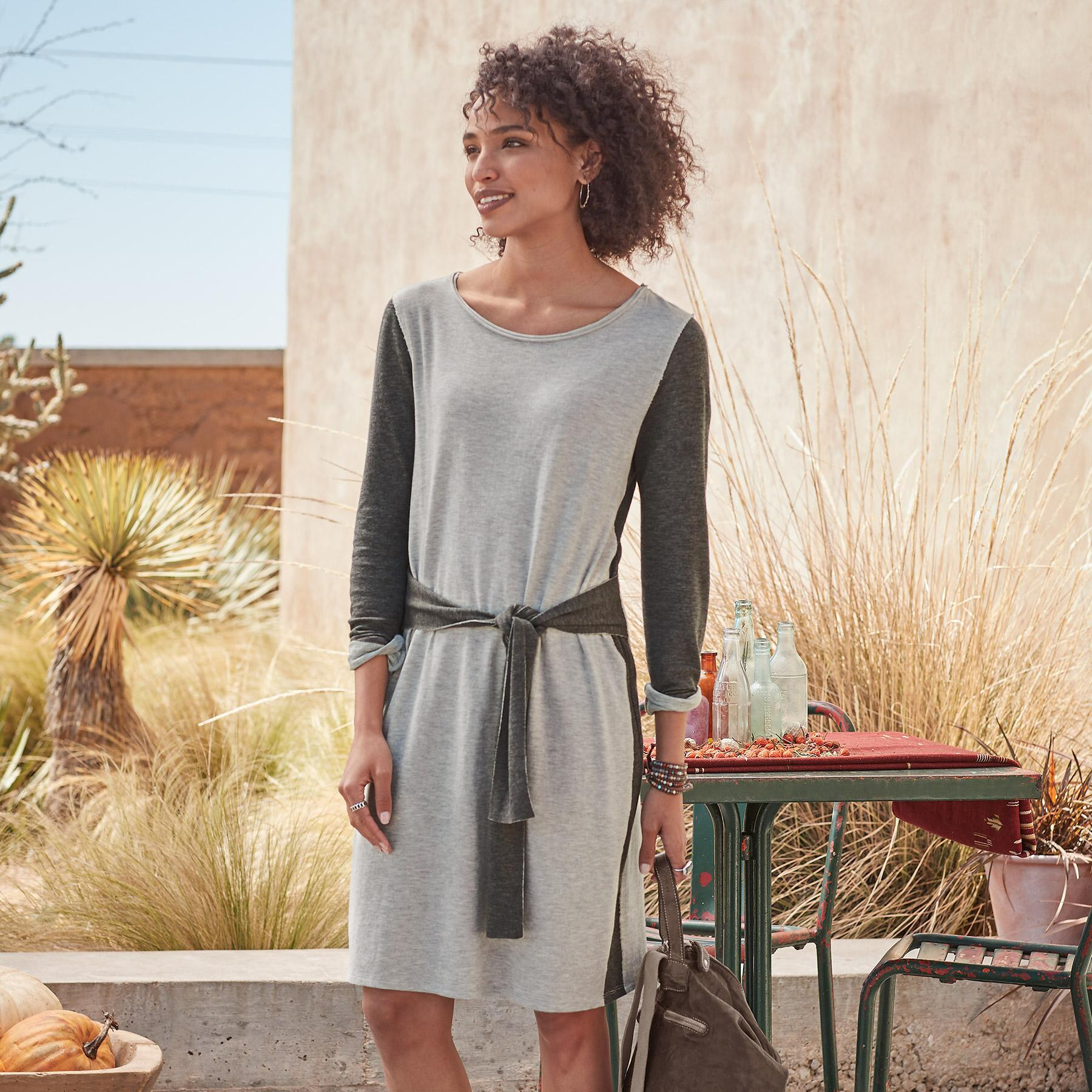 TONAL DELIGHT DRESS: View 2