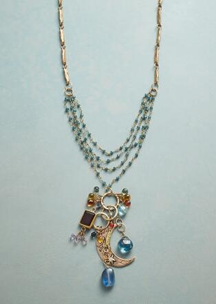 NEPTUNE'S TREASURE NECKLACE