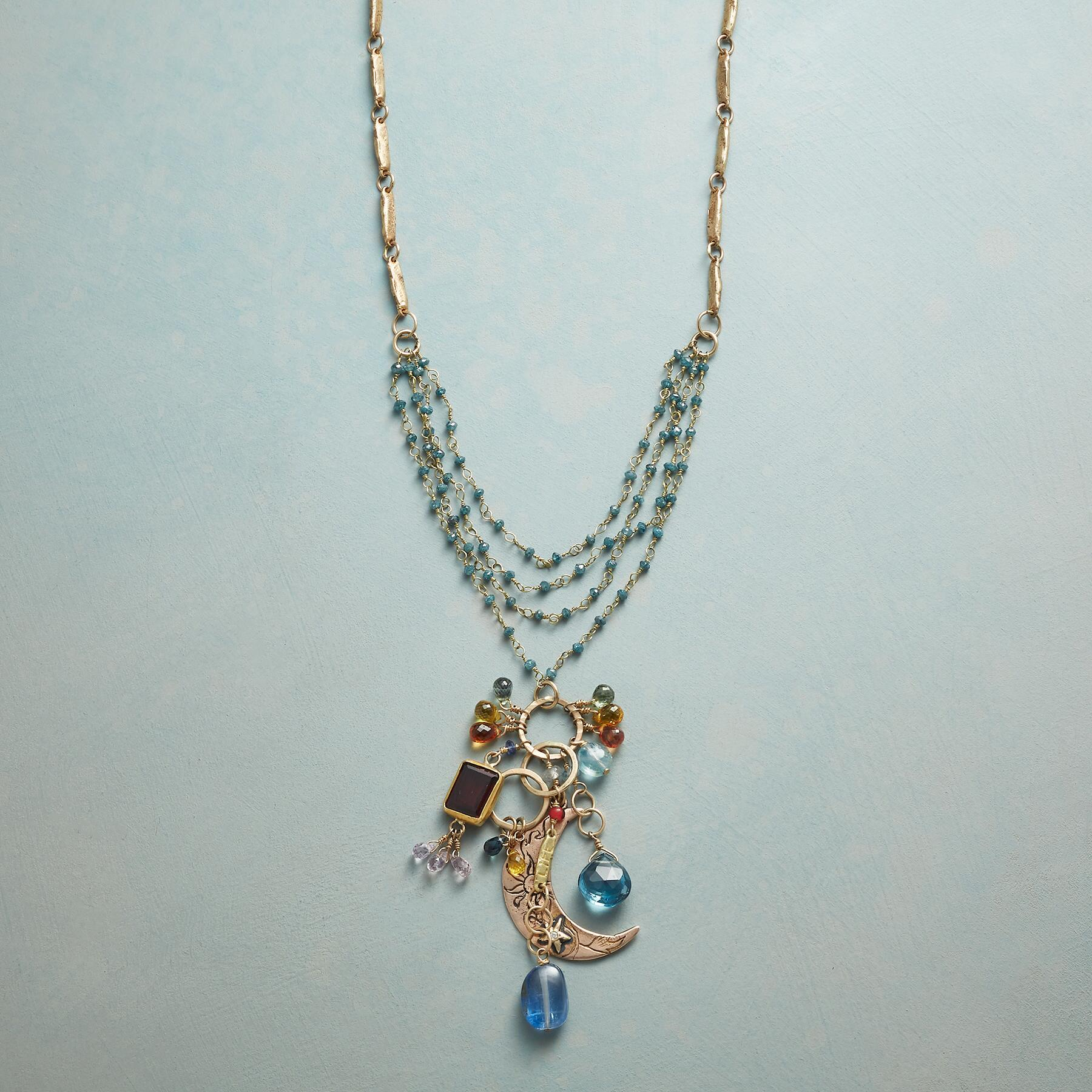 NEPTUNE'S TREASURE NECKLACE: View 1