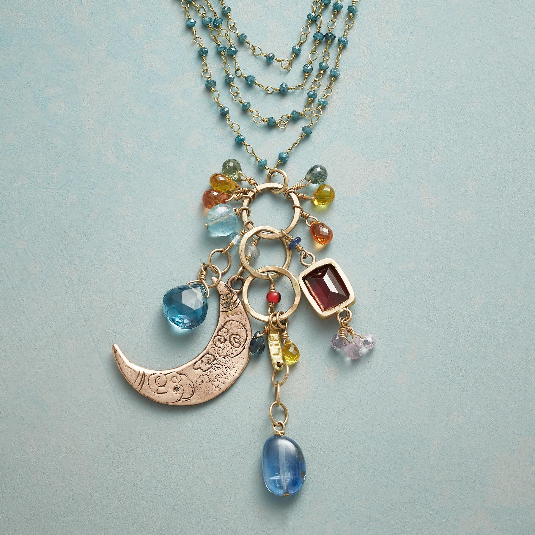 NEPTUNE'S TREASURE NECKLACE: View 2