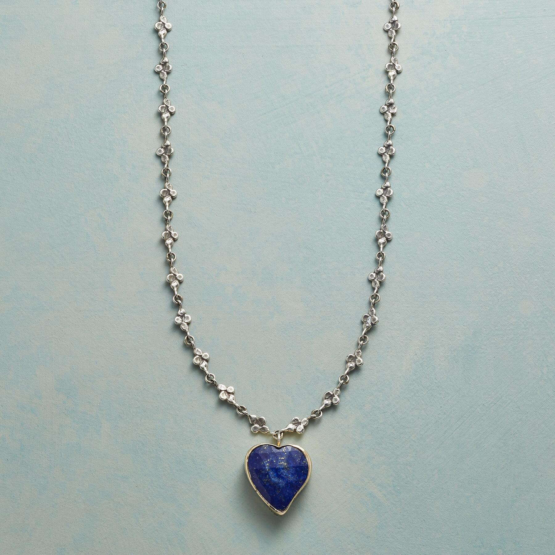 LOVE AND LOYALTY NECKLACE: View 1