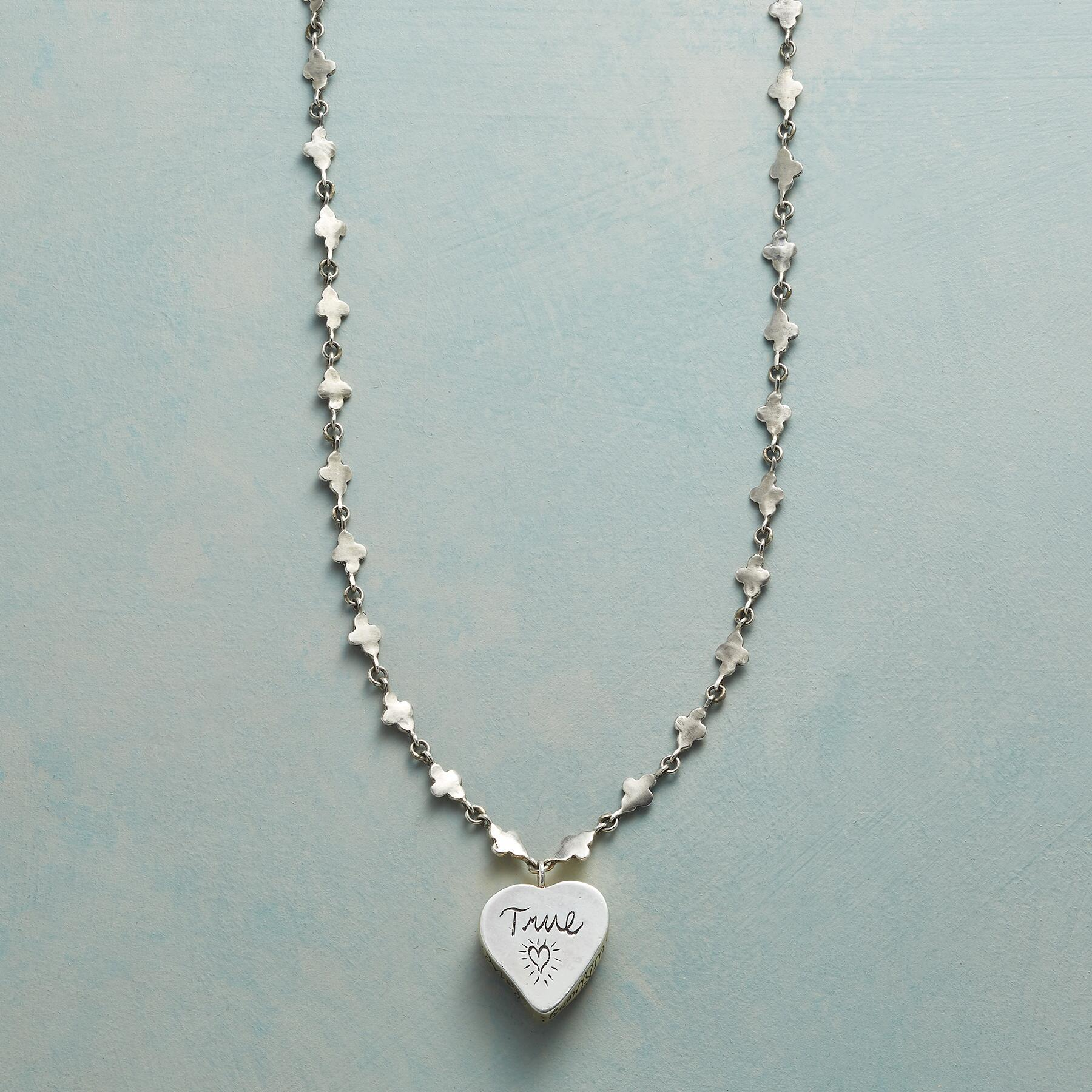 LOVE AND LOYALTY NECKLACE: View 2