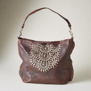 CAMELIA SHOULDER BAG