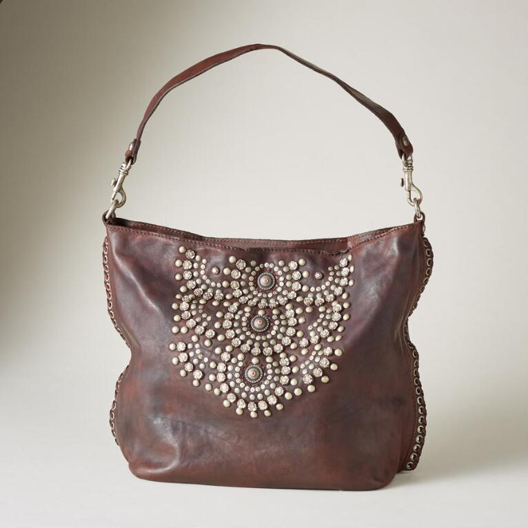 CAMELIA SHOULDER BAG
