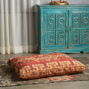 TURKISH KILIM DOG BEDS