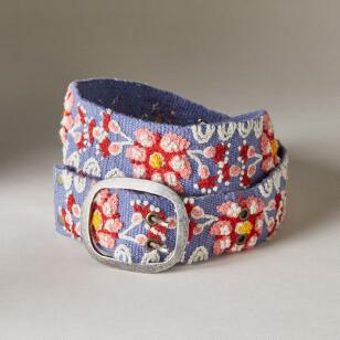 SWEET HIBISCUS BELT