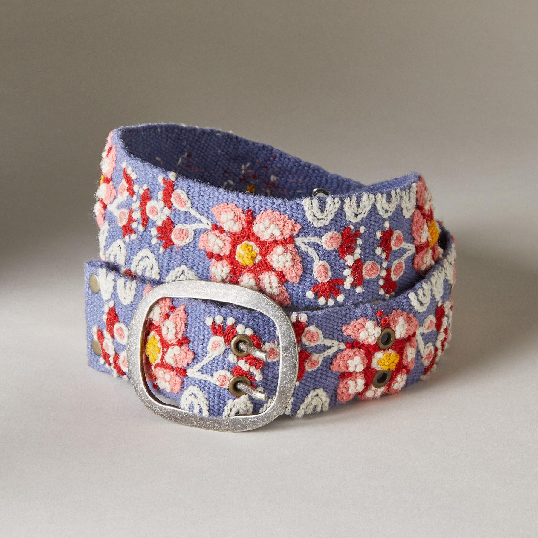 SWEET HIBISCUS BELT: View 1