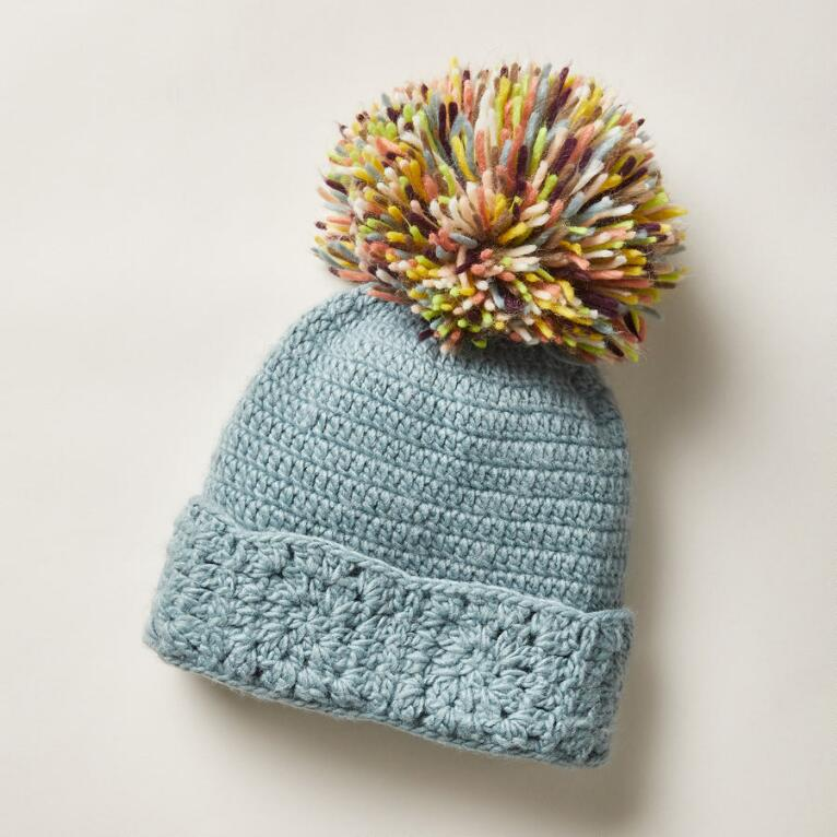 STARLIT SLOPES HAT