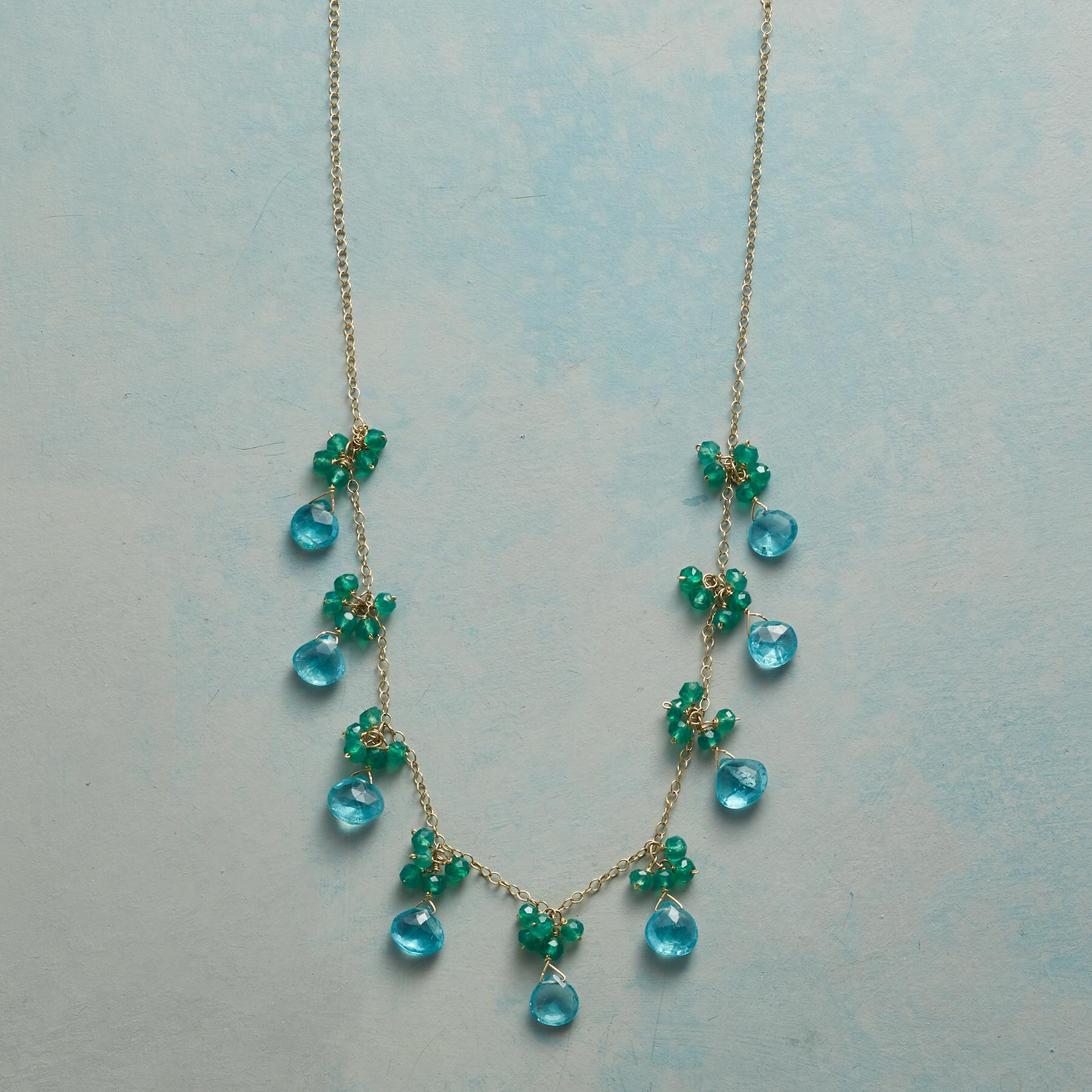 DEWDROPS NECKLACE: View 1