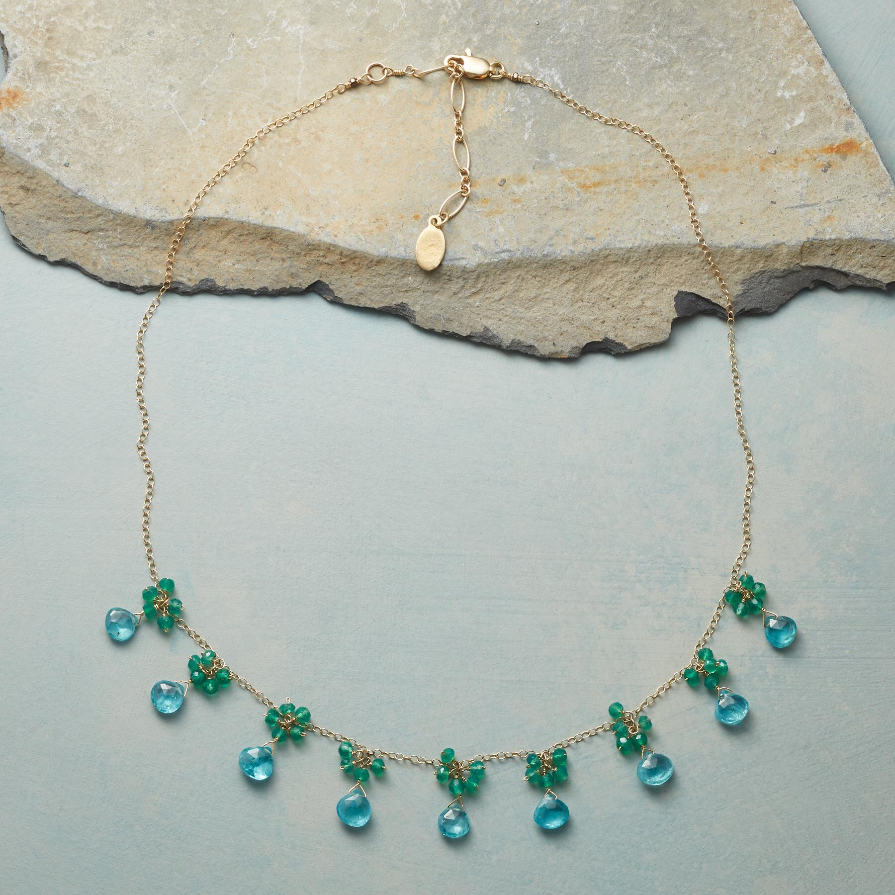 DEWDROPS NECKLACE: View 2