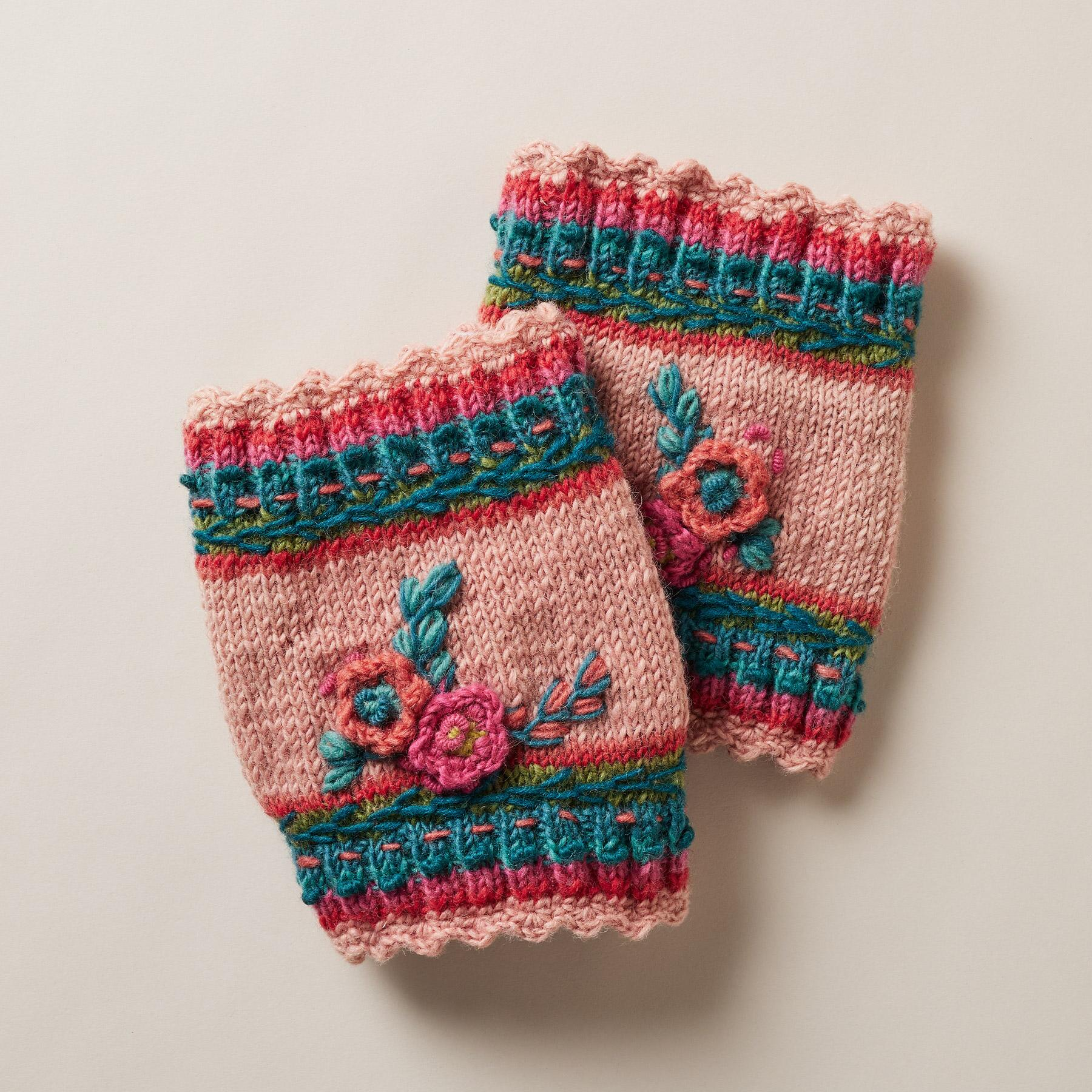 POSIE BOOT CUFFS: View 1