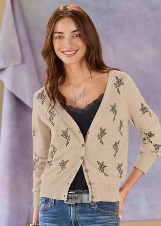 MEADOW DREAMS CARDIGAN