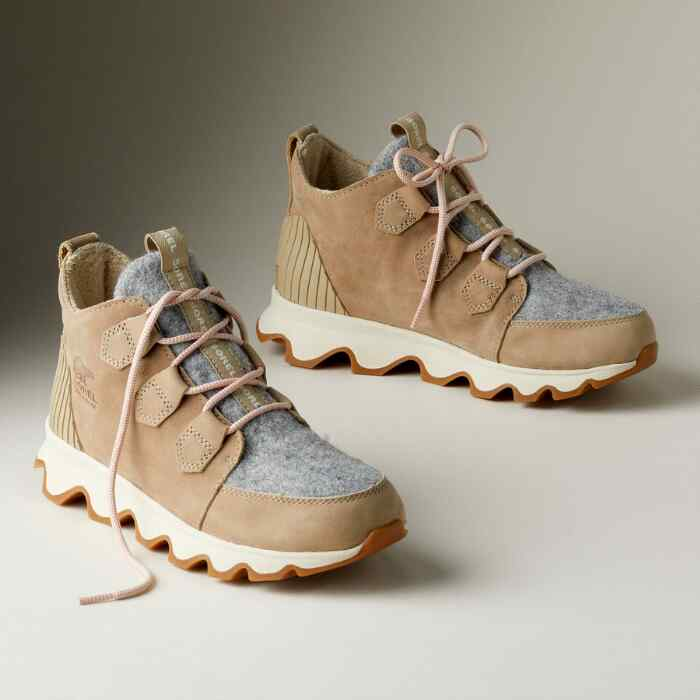 KINETIC CARIBOU SNEAKERS