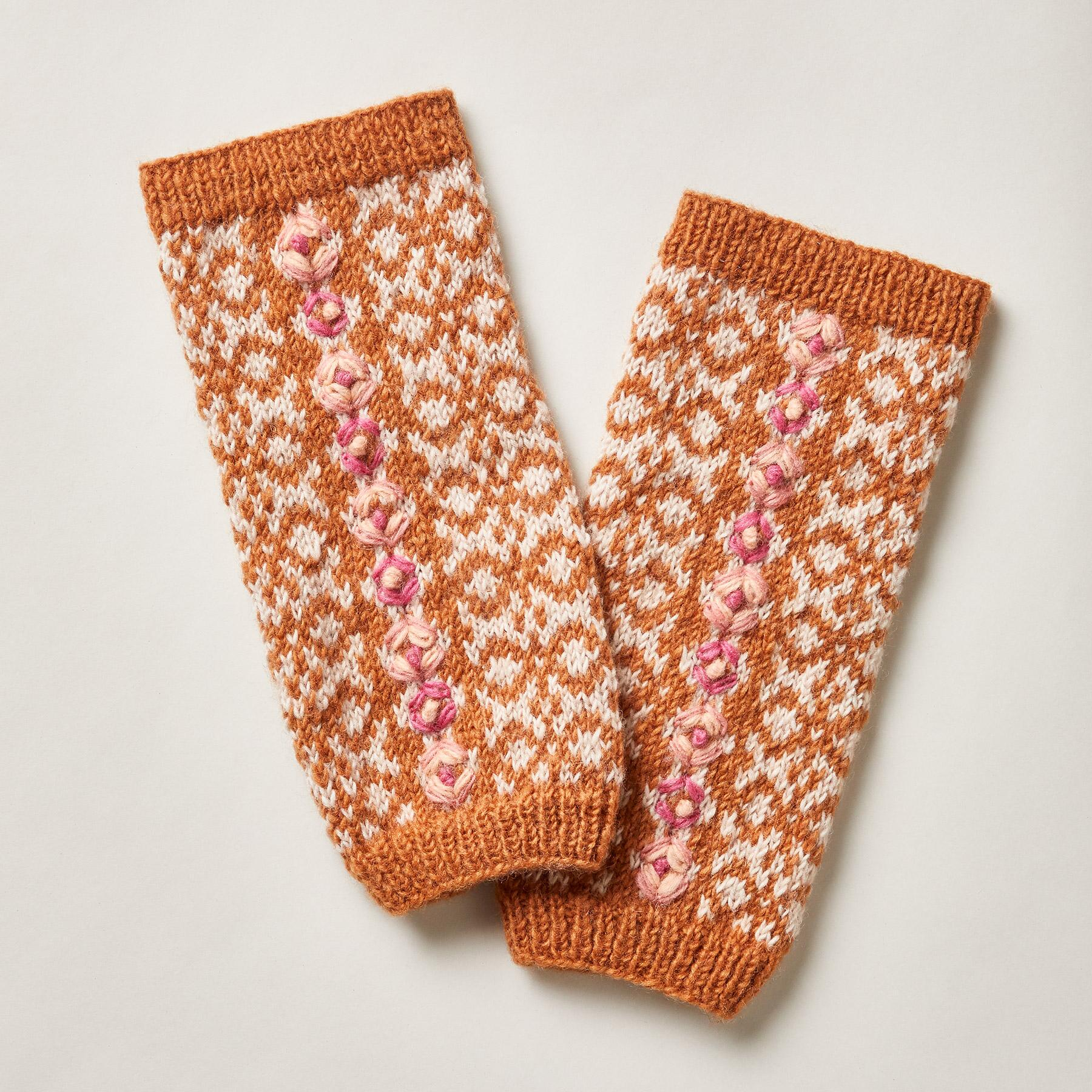 SEA & STONE LEG WARMERS: View 1